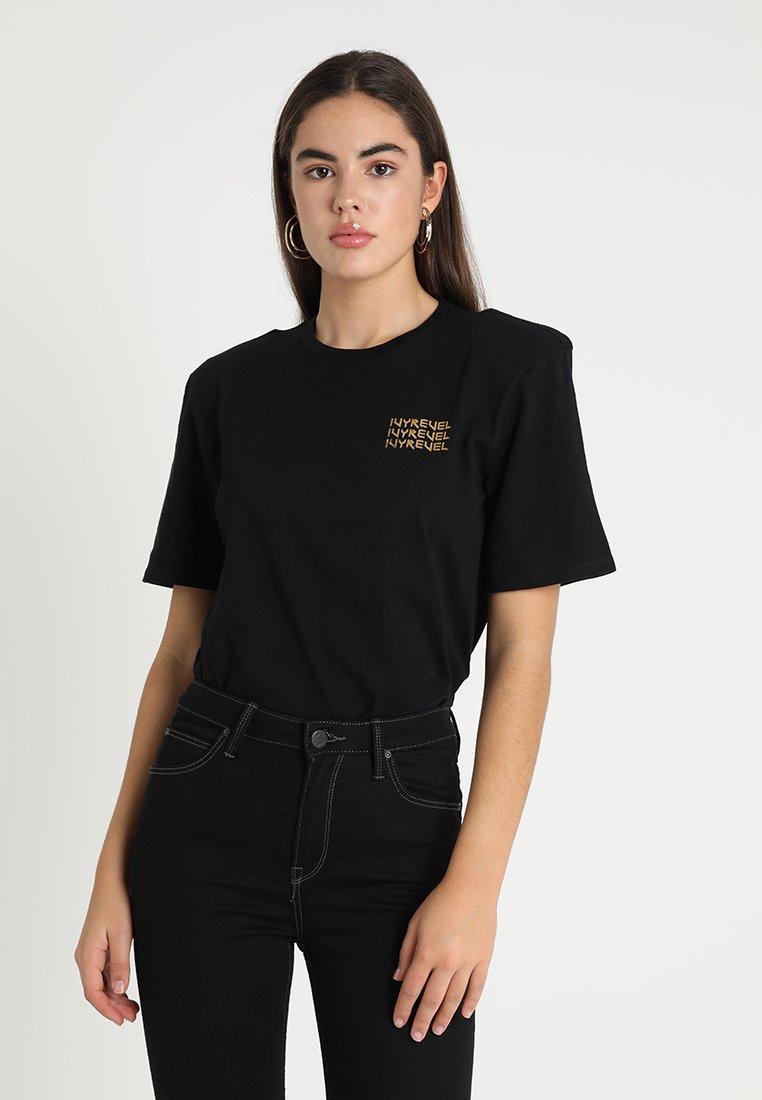 Ivyrevel - IVY  - Print T-shirt - black