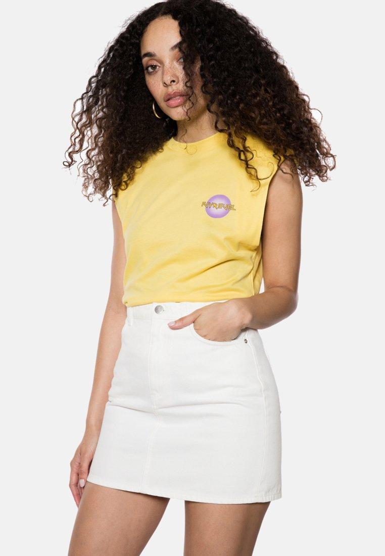 Ivyrevel - T-Shirt print - yellow