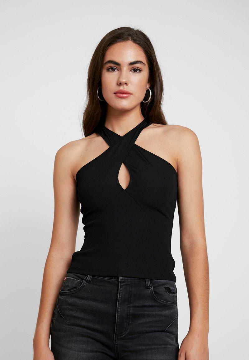 Ivyrevel - CROSS FRONT - Top - black