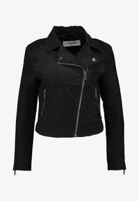 Ivyrevel - BIKER JACKET - Giacca in similpelle - black - 4