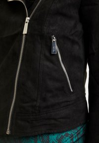 Ivyrevel - BIKER JACKET - Giacca in similpelle - black - 5