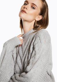 Ivyrevel - Sweter - light grey - 3