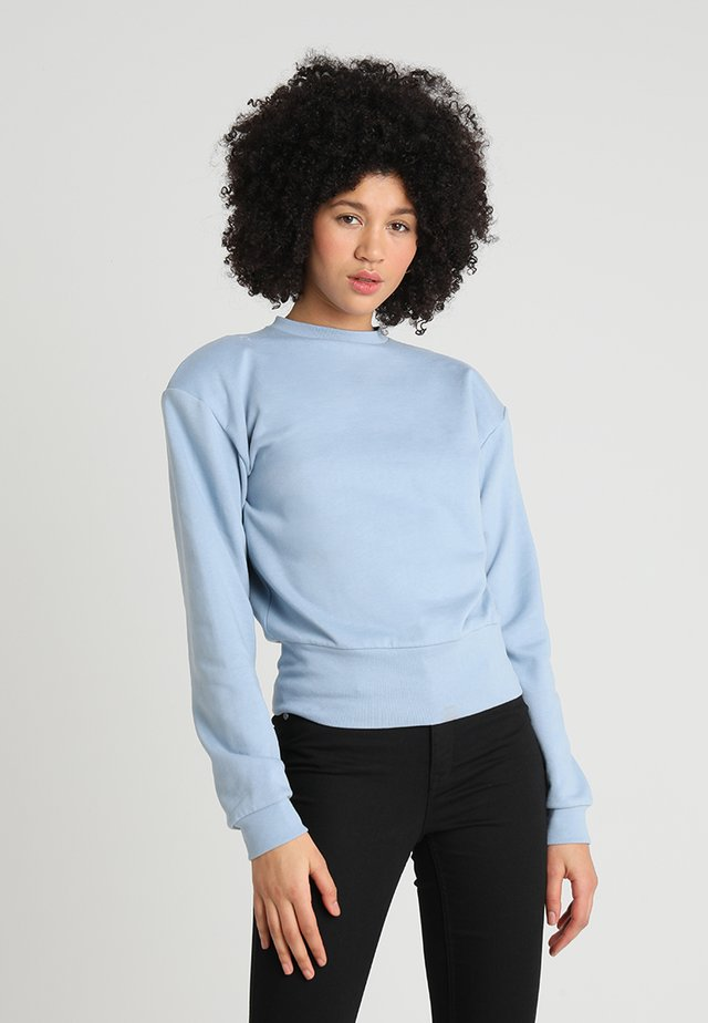 SWEATER - Felpa - light blue