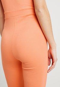 Ivyrevel - V NECK FLARED - Overall / Jumpsuit - orange - 5