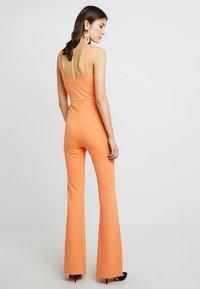 Ivyrevel - V NECK FLARED - Overall / Jumpsuit - orange - 2