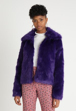 CARA JACKET - Vinterjakke - purple