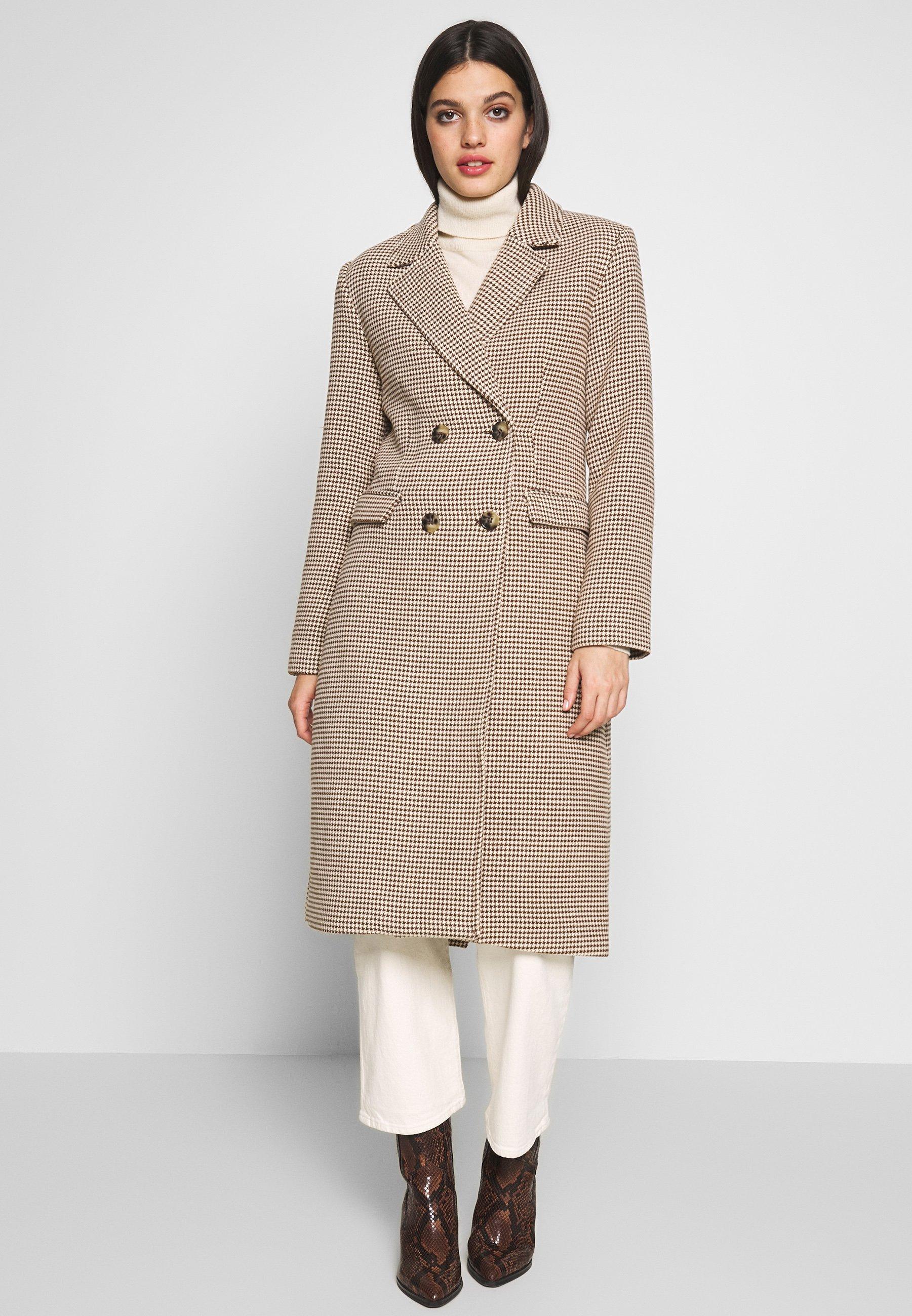 Ivyrevel TAILORED COAT - Płaszcz wełniany /Płaszcz klasyczny - white