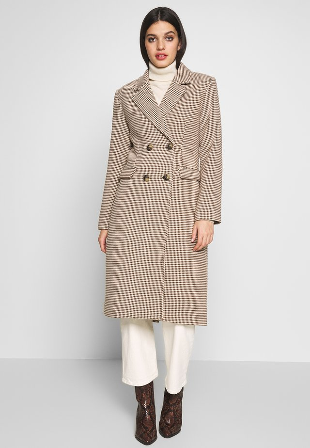 TAILORED COAT - Kappa / rock - white