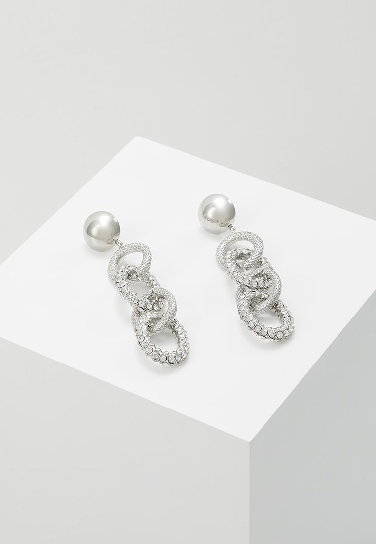 Ivyrevel - KAVA EARRINGS - Boucles d'oreilles - silver-coloured