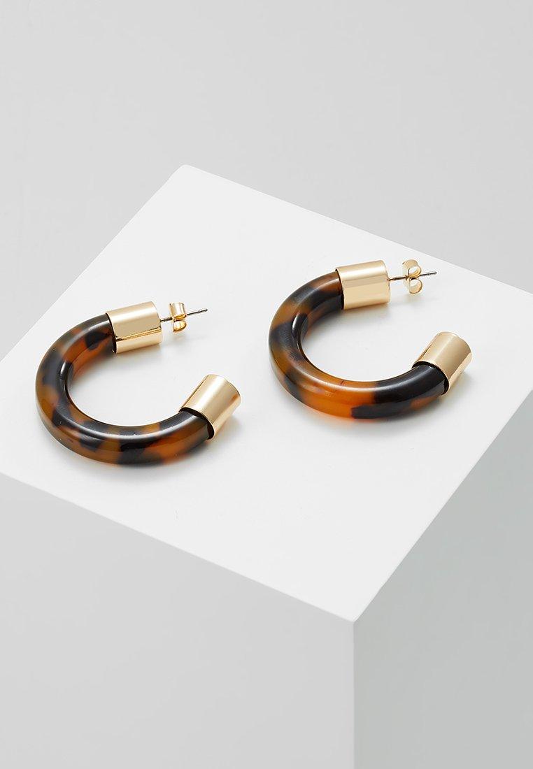 Ivyrevel - MILO EARRINGS - Náušnice - brown