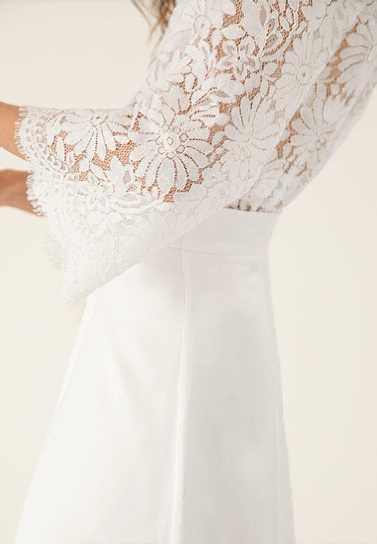 IVY & OAK BRIDAL Spódnica trapezowa - snow white