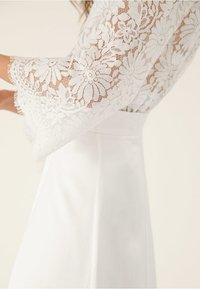 IVY & OAK BRIDAL - A-Linien-Rock - snow white