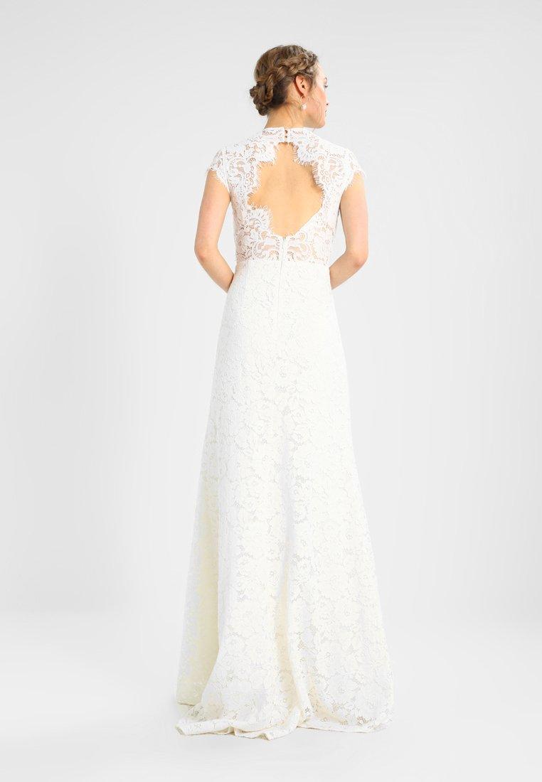 IVY & OAK BRIDAL BRIDAL DRESS WITH TAIL - Abito da sera snow white