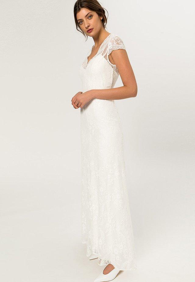 BRIDAL DRESS - Galajurk - snow white