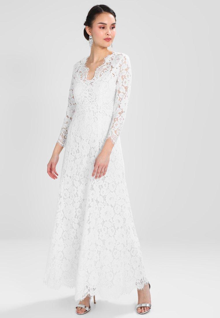 IVY & OAK BRIDAL - FLARED DRESS - Iltapuku - snow white