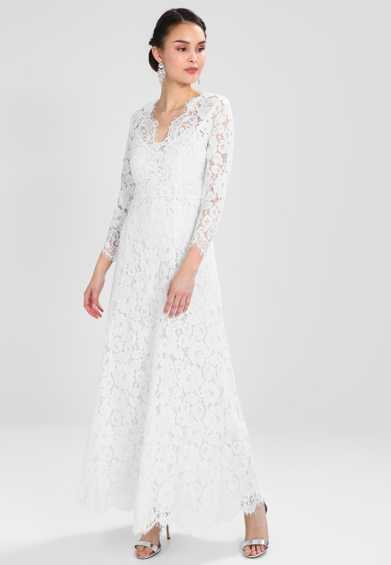 IVY & OAK BRIDAL - FLARED DRESS - Occasion wear - snow white