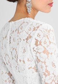 IVY & OAK BRIDAL - FLARED DRESS - Iltapuku - snow white - 6