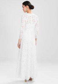 IVY & OAK BRIDAL - FLARED DRESS - Iltapuku - snow white - 3