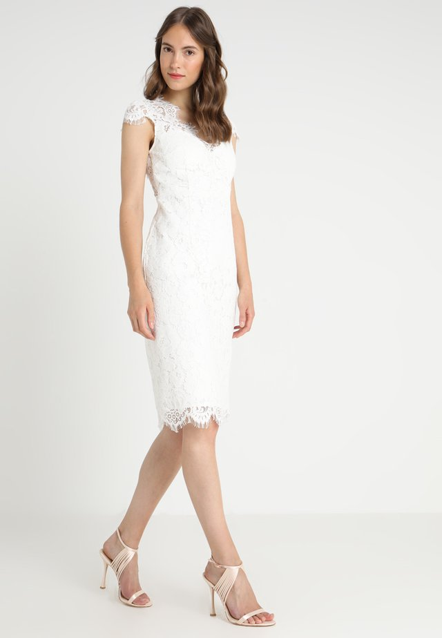 COCKTAIL DRESS - Cocktail dress / Party dress - snow white