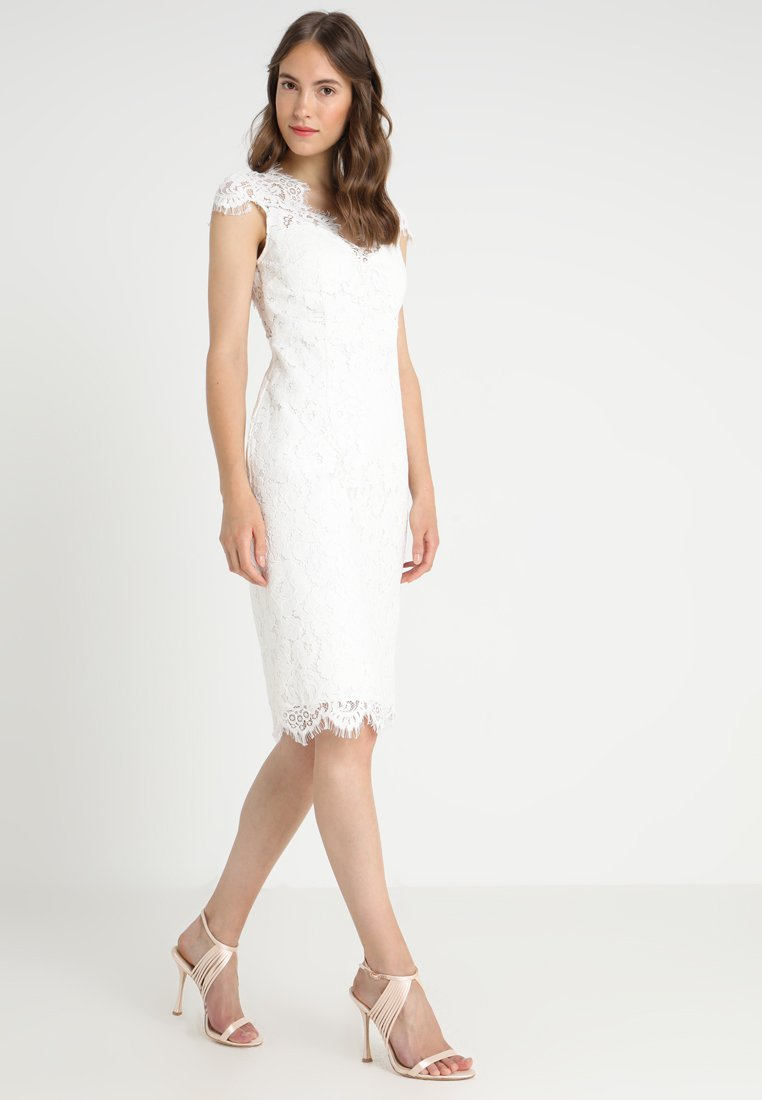 IVY & OAK BRIDAL - COCKTAIL DRESS - Robe de soirée - snow white