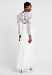 IVY & OAK BRIDAL - LONG BRIDAL DRESS - Iltapuku - snow white - 3
