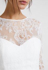 IVY & OAK BRIDAL - OPEN BACK BRIDAL DRESS - Abito da sera - snow white - 7