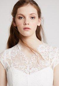 IVY & OAK BRIDAL - BRIDAL DRESS LONG - Společenské šaty - snow white - 5