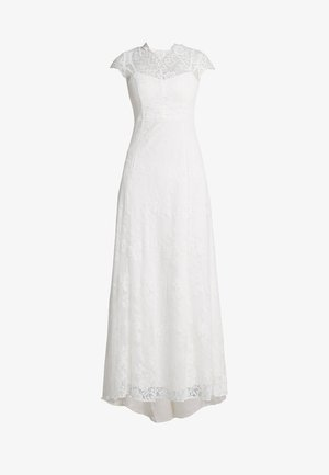 BRIDAL DRESS LONG - Ballkjole - snow white