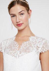 IVY & OAK BRIDAL - BRIDAL DRESS LONG - Iltapuku - snow white - 4