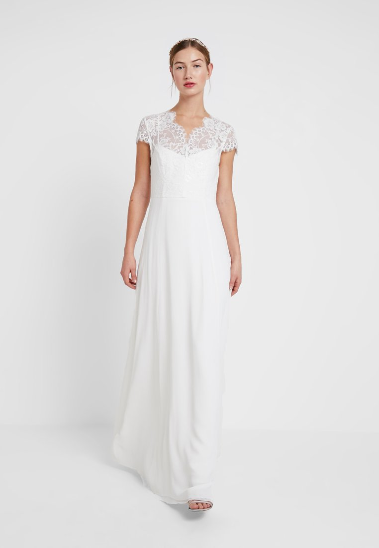 IVY & OAK BRIDAL - BRIDAL DRESS LONG - Robe de cocktail - snow white