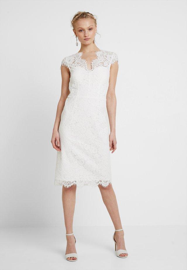 BRIDAL DRESS - Koktejlové šaty/ šaty na párty - snow white