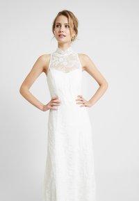 IVY & OAK BRIDAL - AMERICAN SHOULDER BRIDAL DRESS LONG - Robe de cocktail - snow white - 3