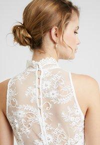 IVY & OAK BRIDAL - AMERICAN SHOULDER BRIDAL DRESS LONG - Robe de cocktail - snow white - 7