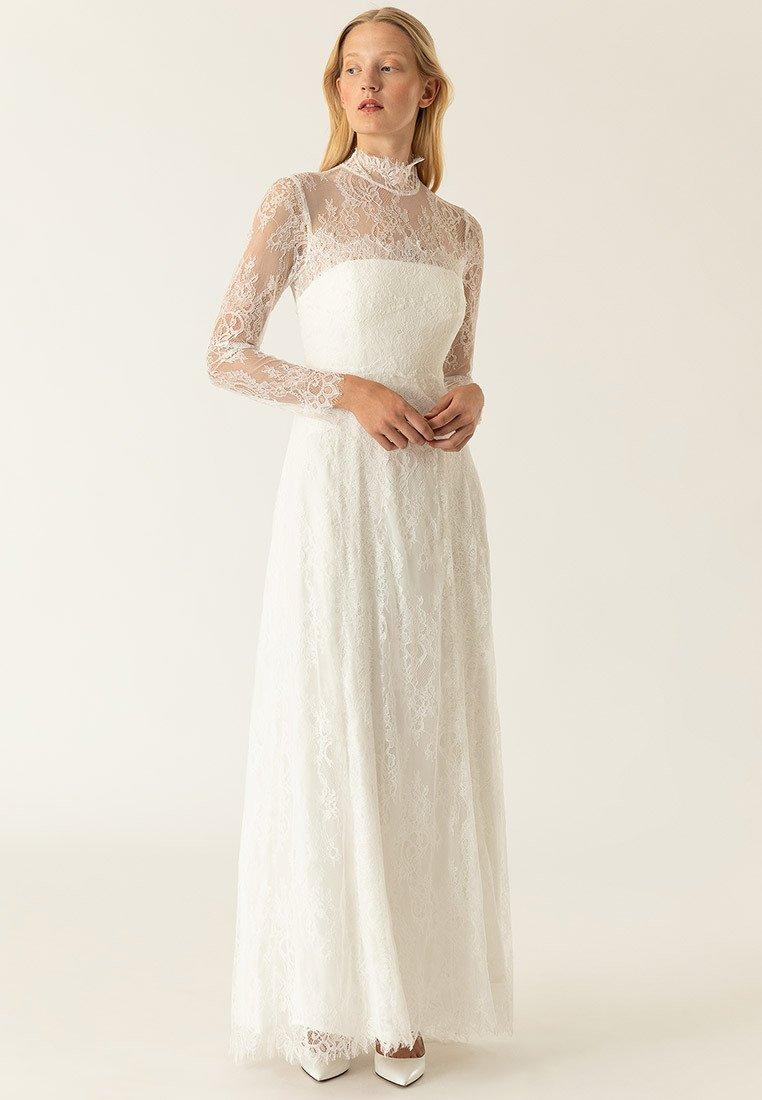 IVY & OAK BRIDAL - BRIDAL LACE TAPES - Vestido de fiesta - white