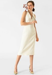 IVY & OAK BRIDAL - Vestido de tubo - snow white - 1