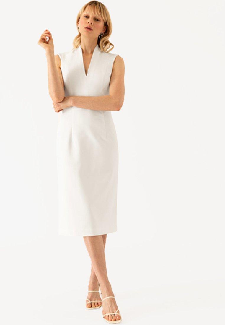 IVY & OAK BRIDAL - Sukienka koktajlowa - white