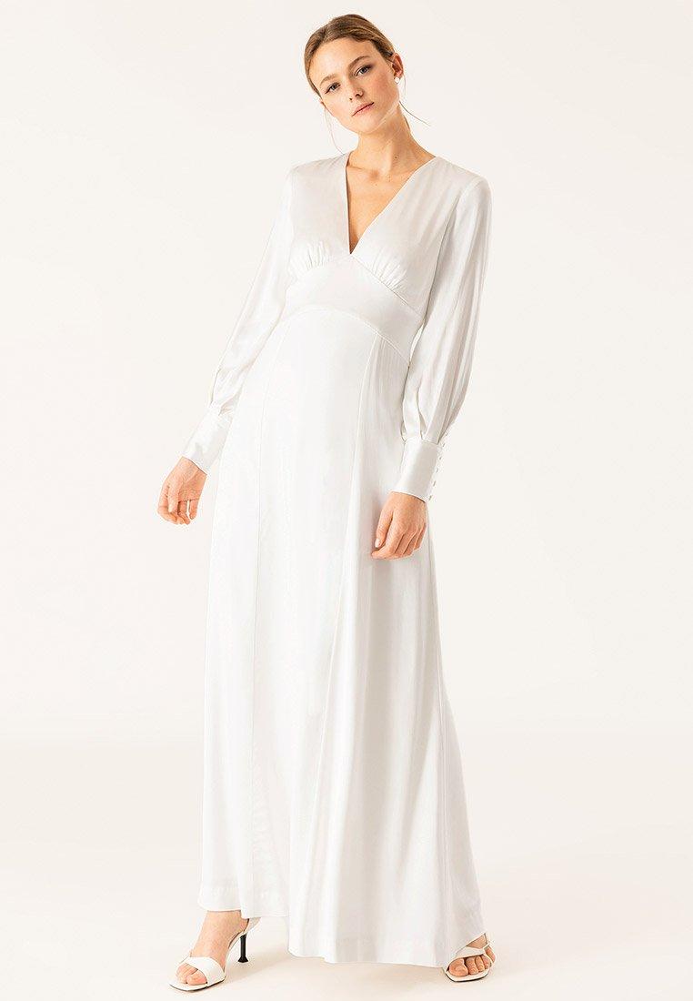 IVY & OAK BRIDAL - Maxi dress - snow white