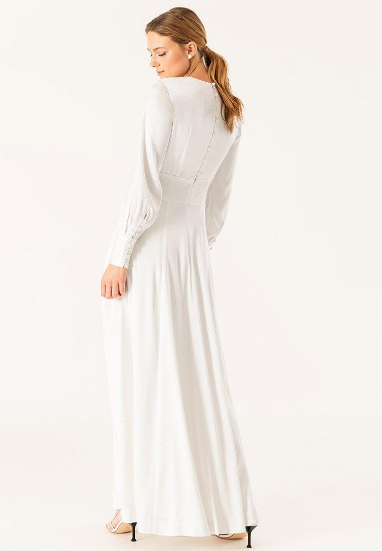 IVY & OAK BRIDAL Vestido largo snow white