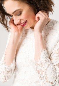 IVY & OAK BRIDAL - BRIDAL 2IN1 MIDI  - Cocktail dress / Party dress - snow white - 5