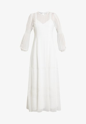 BRIDAL DRESS LONG - Společenské šaty - snow white