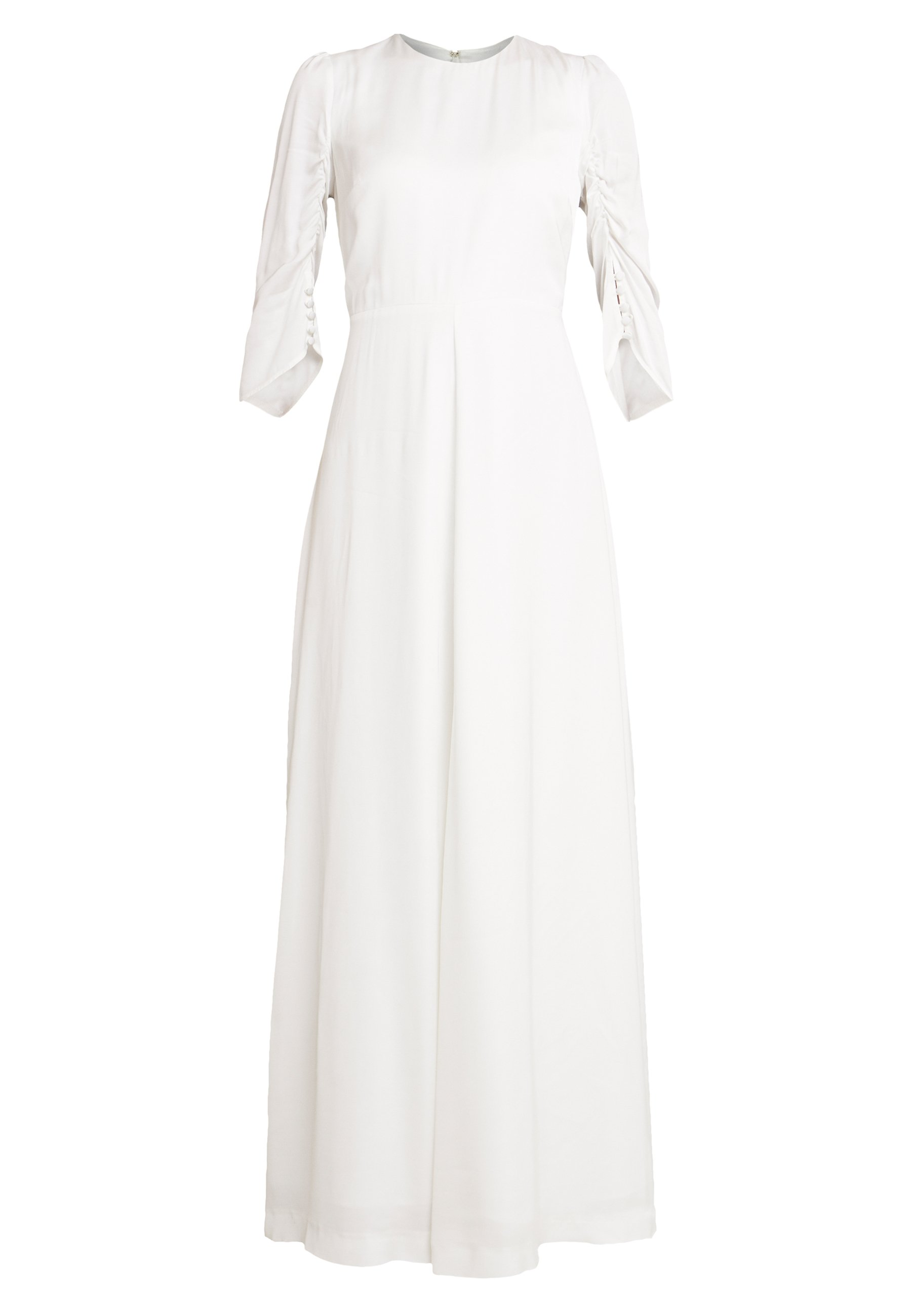 Ivy & Oak Bridal Dress With Sleeves Long - Festklänning Snow White