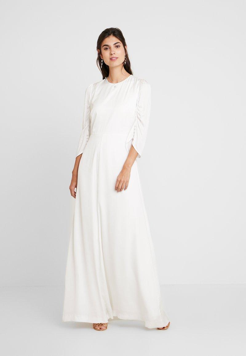 IVY & OAK BRIDAL - BRIDAL DRESS WITH SLEEVES LONG - Abito da sera - snow white