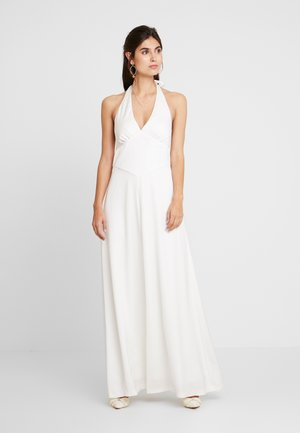 BRIDAL DRESS LONG - Vestido de fiesta - snow white