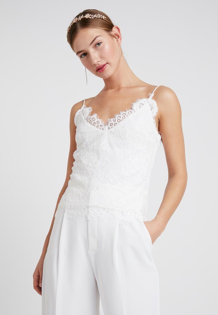IVY & OAK BRIDAL - BRIDAL - Bluzka - snow white