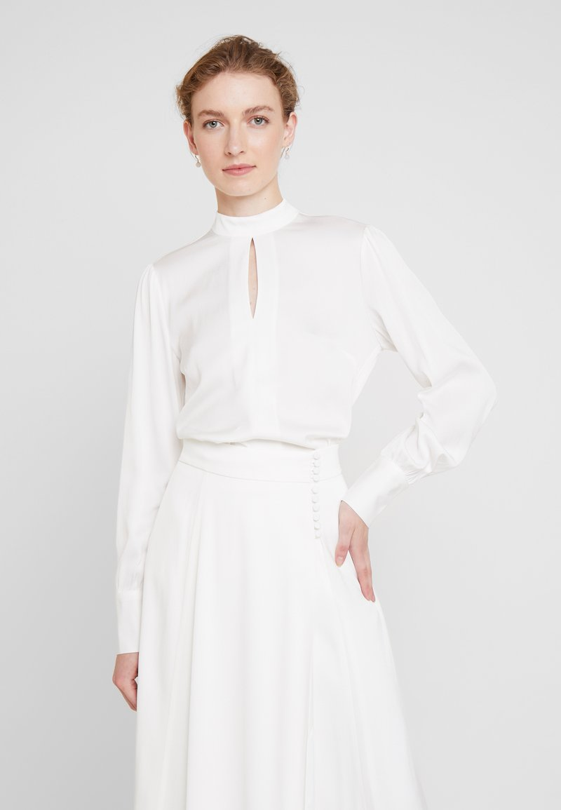 IVY & OAK BRIDAL - BRIDAL BLOUSE - Blouse - snow white