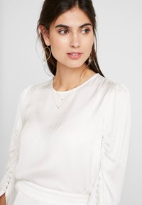 IVY & OAK BRIDAL - BRIDAL BLOUSE - Bluse - snow white - 3