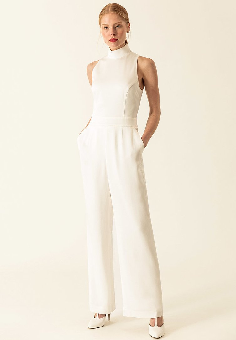 IVY & OAK BRIDAL - Jumpsuit - white