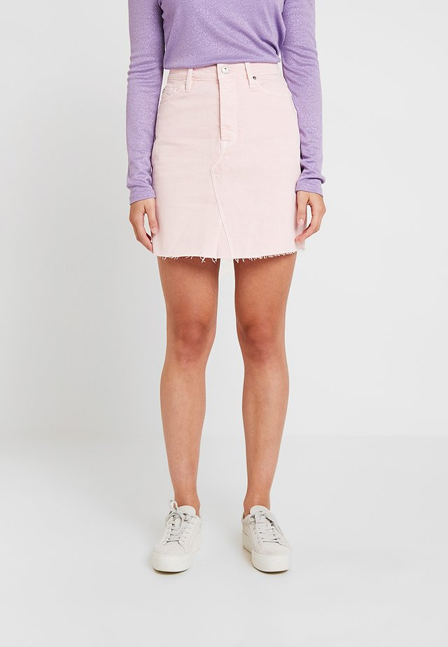 DARIA SKIRT - A-line skirt - pastel rose