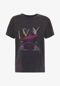 Ivy Copenhagen - BANZI - T-shirts print - black - 3