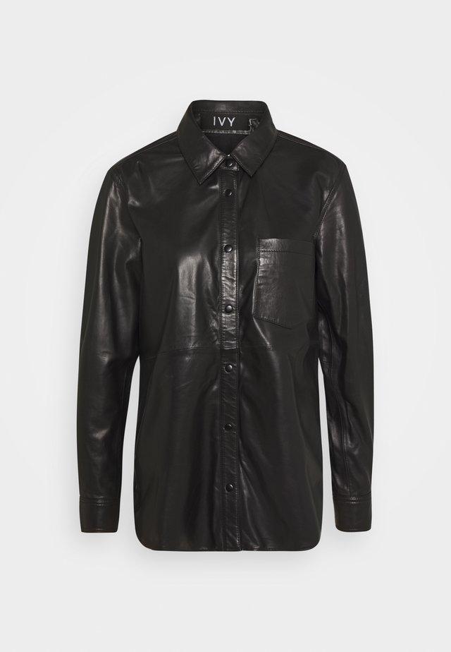 KYLIE - Camicia - black